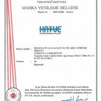 Marka Tescil - Hatve