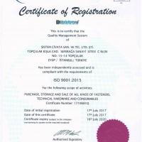 ISO - Sistem Civata (EN)