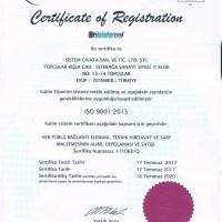 ISO - Sistem Civata (TR)
