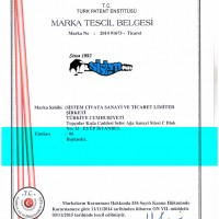 Marka Tescil - Sistem Civata