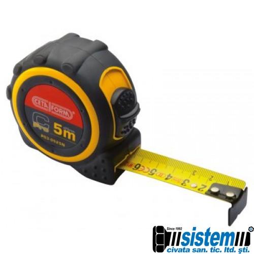 5mt METRE (C-Pro Metrik Şerit Metre )